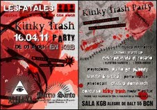 Kinky Trash Party, Les Fatales