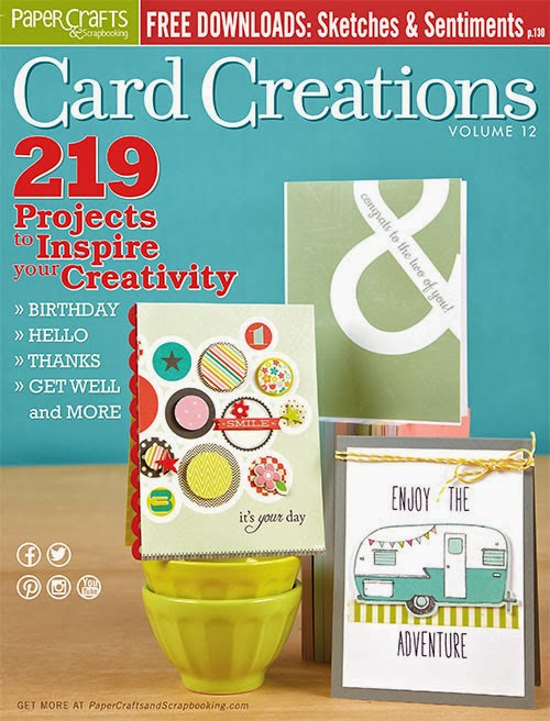 Card Creations Volume 12