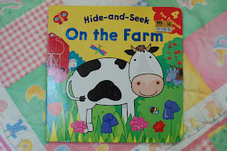 Children's book, Cow