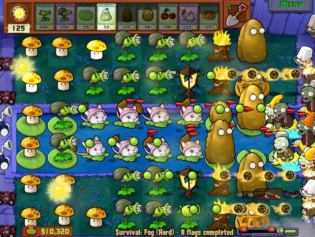 Download game plant vs zombie 3 Full -  tải Popcap 2013