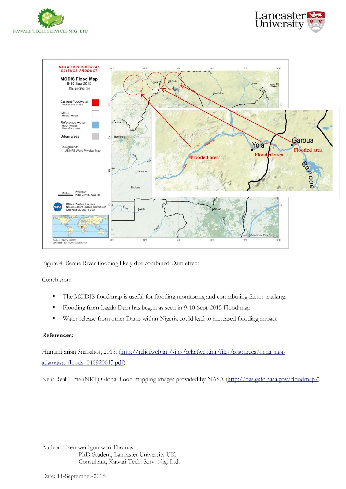 flood map the essence of this bulletin is to track flooding and consequences during this flooding season in nigeria and enable emergency response