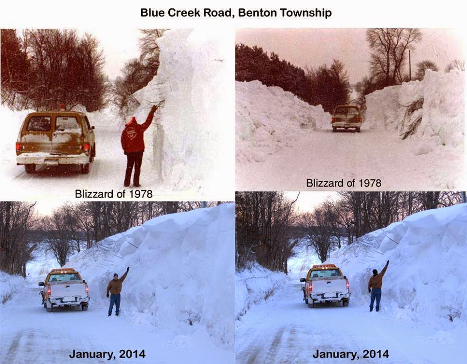 Michigan Magazine Tv Brrrrr Remembering The Blizzard Of 78