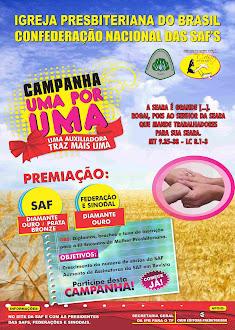 CAMPANHA UMA POR UMA