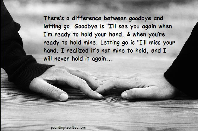 Quotes About Letting Love Go