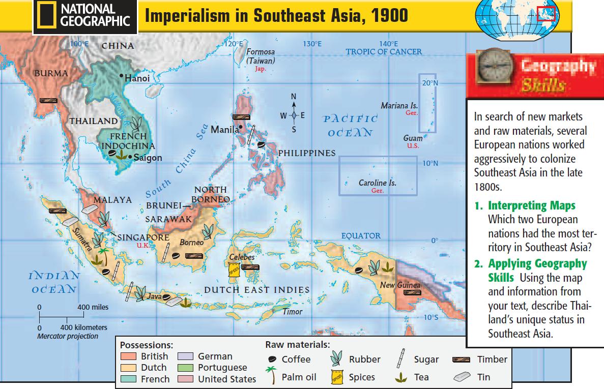 southeast asia essay