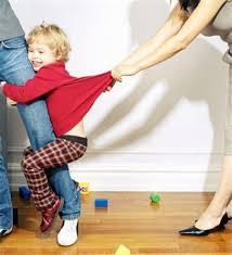 divorcio a los hijos