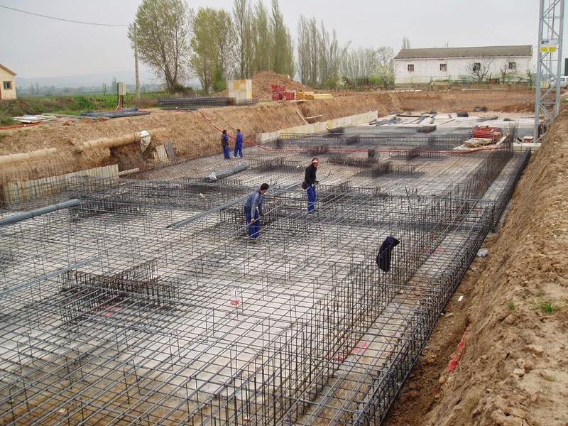 Le fondazioni degli edifici in muratura