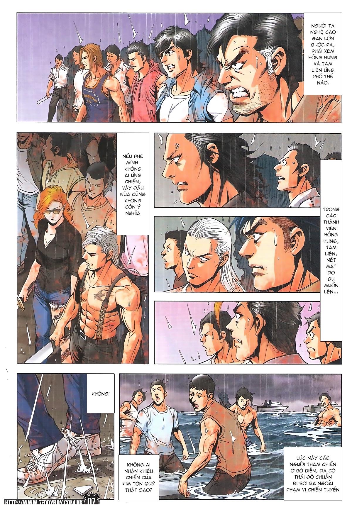 Người Trong Giang Hồ Chap 1848 - Next Chap 1849