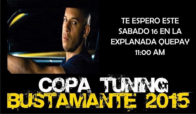 Copa Tunning Bustamante 2015 - 16 de mayo