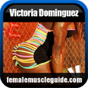 Victoria Dominguez Female Bodybuilder Thumbnail Image 7