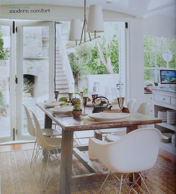Modern Cottage Style Decorating: An Urban Cottage: Cottage Style Preview And Giveaway Reminder