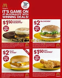 Mcdonalds coupons july 2019