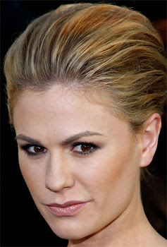 Anna Paquin French Twist hairstyle on True Blood Season 4 Premiere