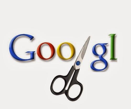 Menyingkat URL dengan Google Shortener