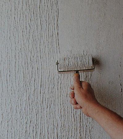 Como texturar paredes ideas faciles - Como pintar una pared con textura ...