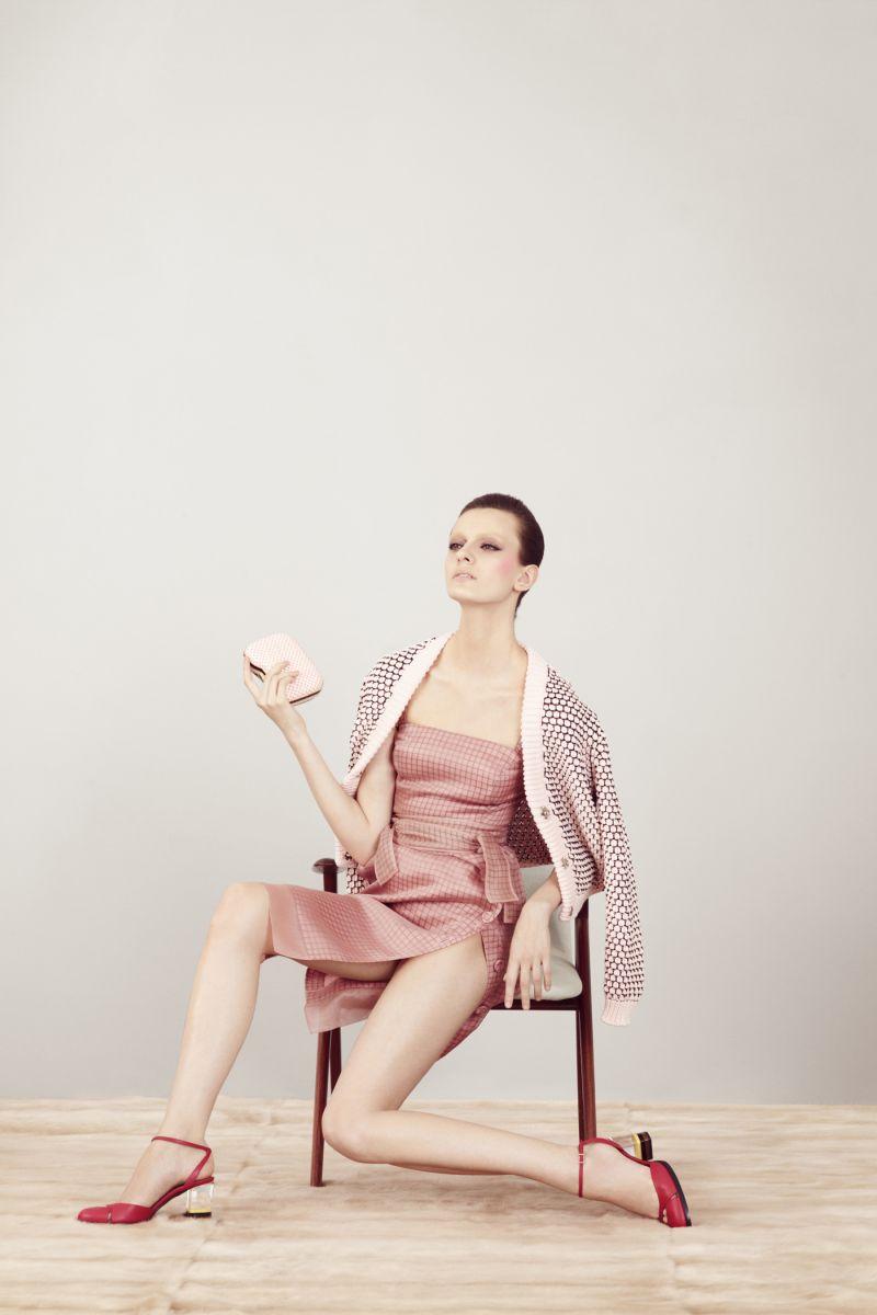 Fendi 2013 Elbise Koleksiyonu