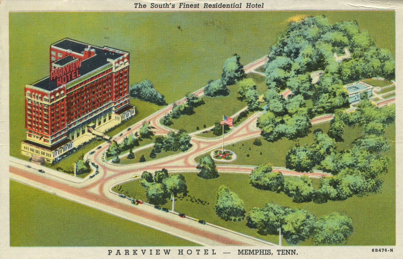 The Parkview And Its Twin Cr Me De Memph