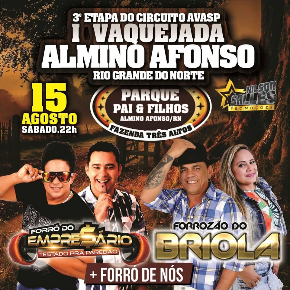 Vaquejada Almino Afonso