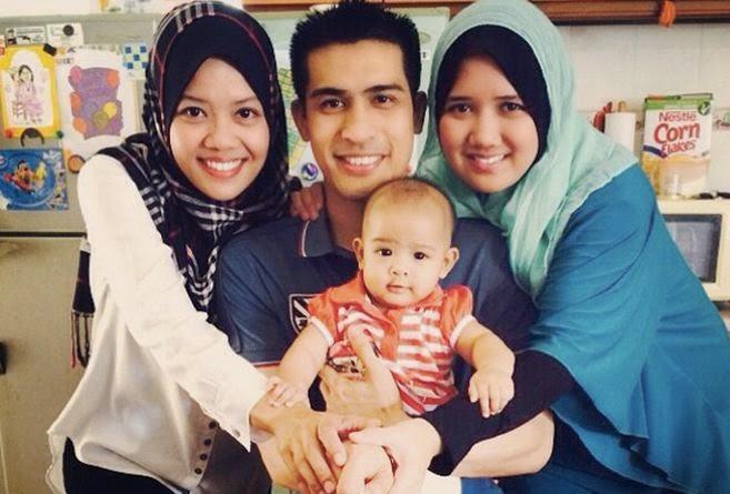 Isteri Kedua Ashraf Muslim Luah Perasaan