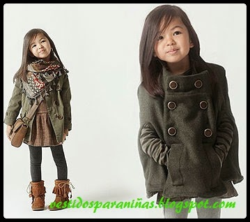 modelos de niñas