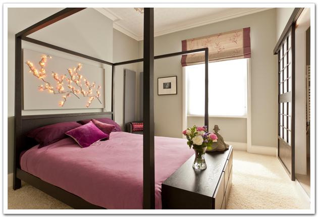 Dormitorios con estilo oriental oriental style bedrooms - Habitaciones estilo japones ...