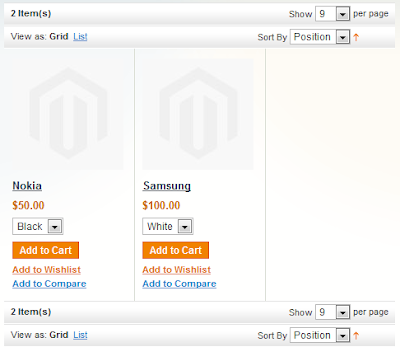 How to Get Product Custom Option In Product Listing Page in Magento
