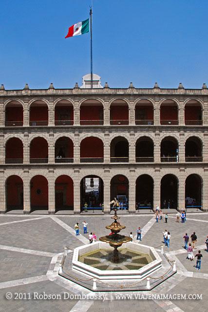 Palácio do Governo mexicano