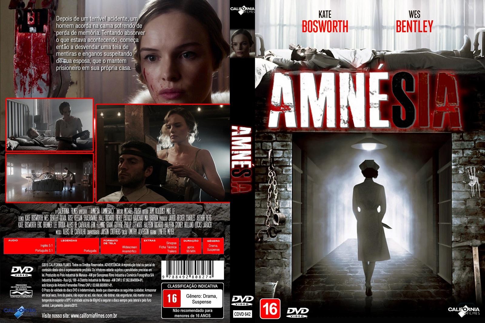 Baixar Amnésia DVDRip XviD Dual Áudio Amn 25C3 25A9sia