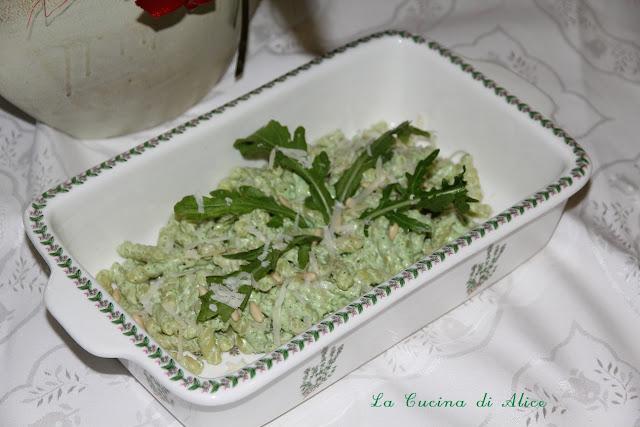 La cucina di alice gemelli in salsa verde - La cucina di alice ...