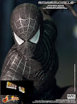 IN STOCK Hot Toys Spiderman Black suit version LTD ED