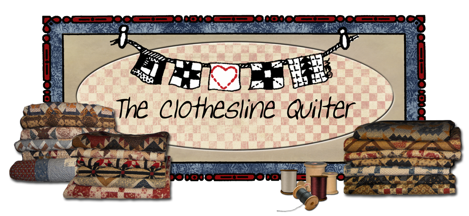 The Clothesline Quilter