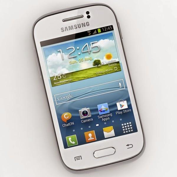 Samsung Galaxy Y S5360 Games
