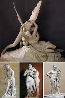 скульптуры в духе классицизма