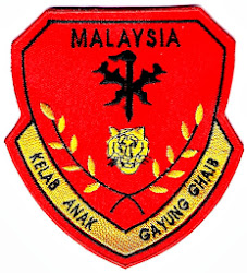 Kelab Anak Gayung Ghaib Malaysia