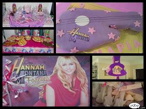Party Hannah Montana της Μαρίας μου...