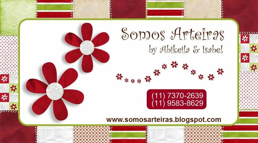 SOMOS ARTEIRAS!