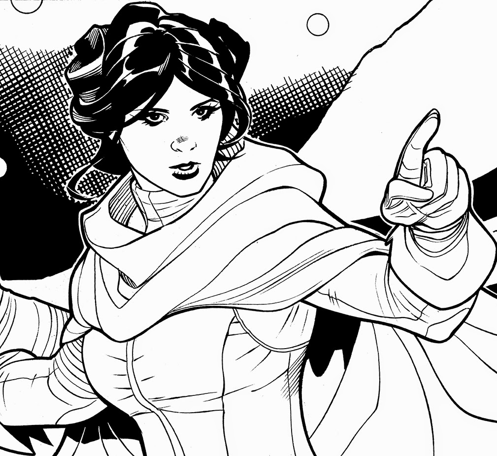 the bombshellter star wars princess leia 3 page 8 details