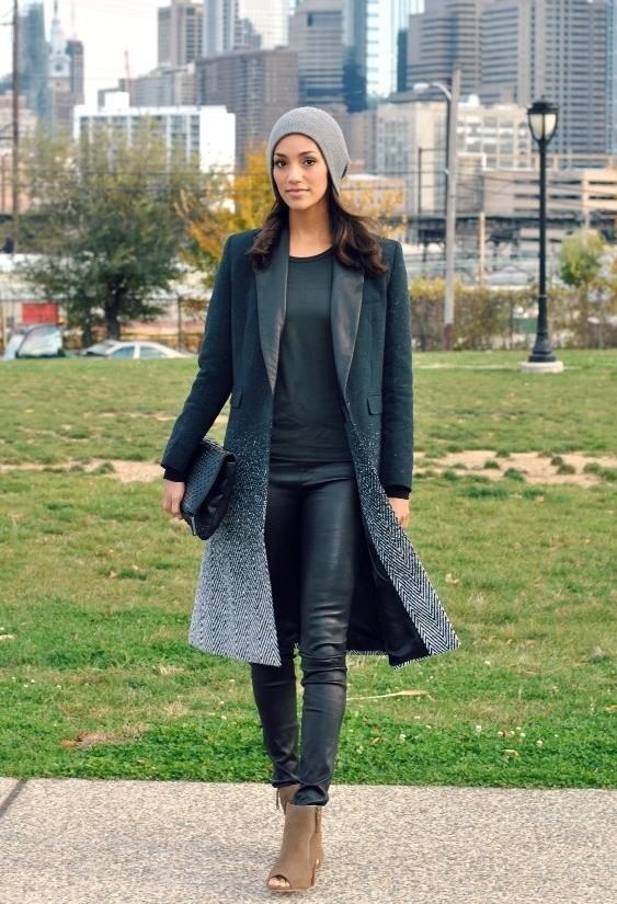 Increíble tendencia en la moda | Outfits para usar gorros