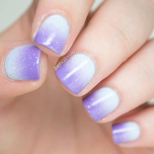31 Day Challenge: Gradient Nails