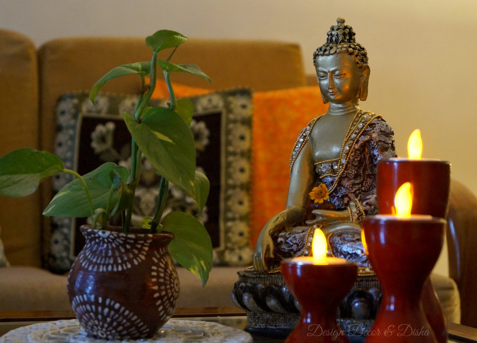 Design Decor Disha Buddha Decor Ideas