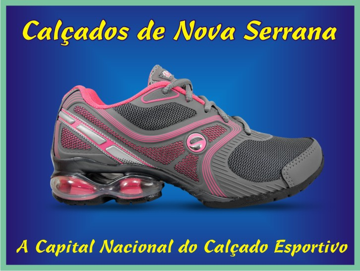Calçados Esportivos de Nova Serrana
