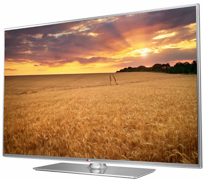 Análisis del LG 50LB650V, un televisor LED 3D de 50 pulgadas de gama media