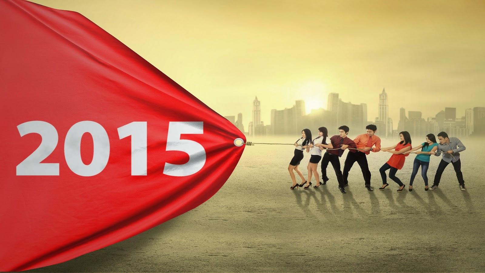 Happy New Year 2015 HD Desktop Background Wallpaper – 1366×768 (16 ...