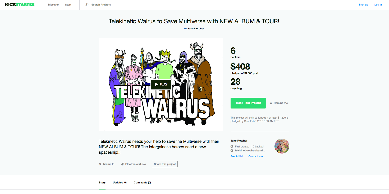 https://www.kickstarter.com/projects/telekineticwalrus/telekinetic-walrus-to-save-multiverse-with-new-alb?ref=video