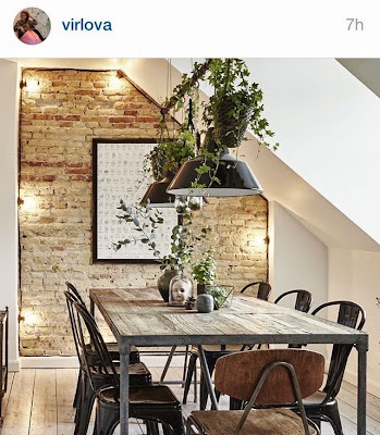 Selección instagram con espacios serenos, que invitan al relax