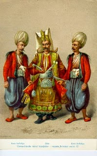 What does band name Blue Rondo a la Turk mean - janissary
