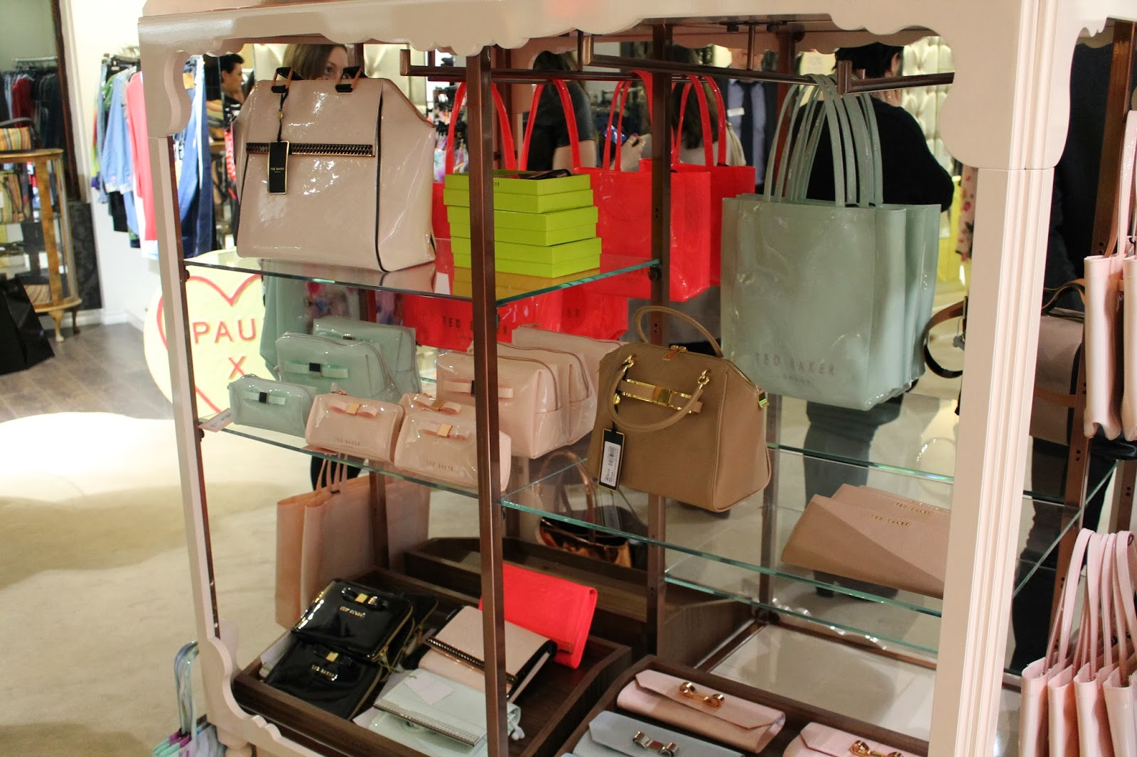 Psyche SS14 Blogger Event Middlesbrough