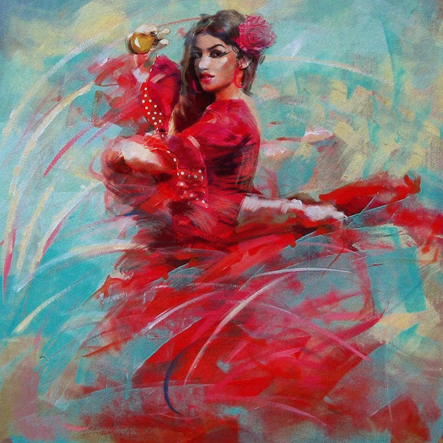 Maryam Mughal Flamenco