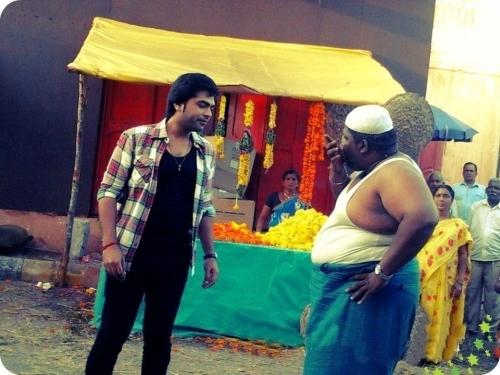 Silambarasan's Vaalu film Stills