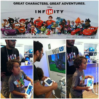 AutismWonderland: Build Your Own Disney Infinity Toy Box